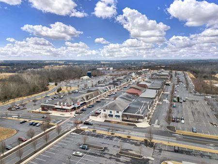 The Outlet Shoppes at Gettysburg - Gettysburg
