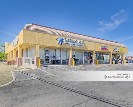 Haltom Plaza Shopping Center - Haltom City