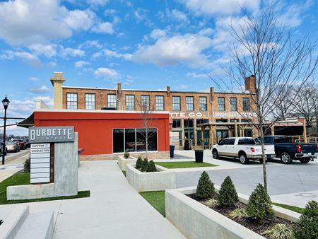Burdette Central Redevelopment - Simpsonville