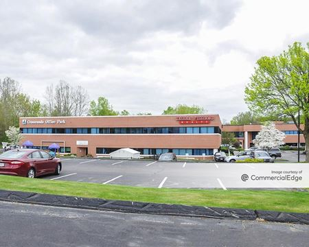 Crossroads Office Park - 690 Mechanic Street - Leominster