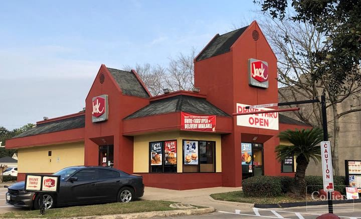 For Lease | Second Generation QSR with Drive-Thru