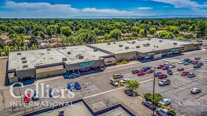 Large Anchor Space for Lease in High Traffic Corridor in Boise