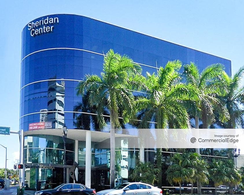 The Sheridan Center Building