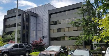 I-405 Corporate Center 2nd Floor Space - Bellevue
