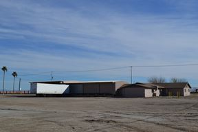 Pacific Avenue Industrial Facility/ Redevelopment Opportunity - Yuma