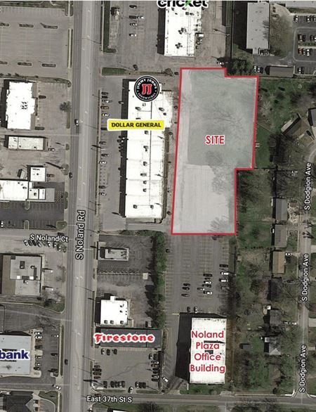 3601 South Noland Road - Independence
