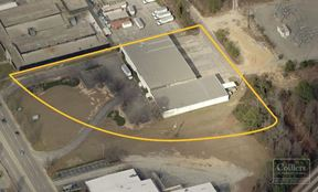Flex Space for Lease in Downtown Columbia