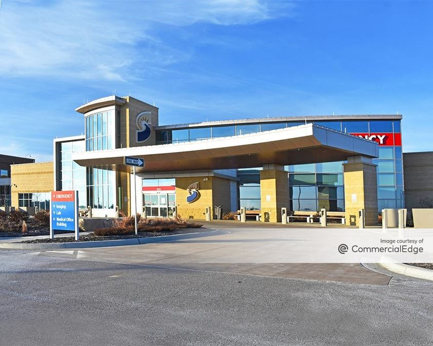 Shawnee Mission Health at Blue Valley - Phase I