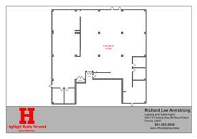 7215 SF Suite 1000 Near 95 in Palm Beach Lakes Blvd, West Palm Beach, FL 33409