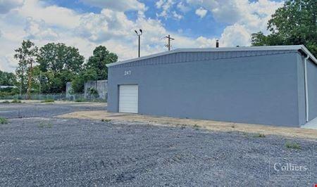3+/- Acre Trailer Parking Opportunity - Memphis