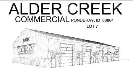Alder Creek Commercial - Ponderay