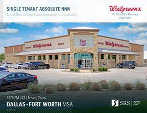 Frisco, TX - Walgreens