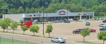 Vicksburg Plaza - Vicksburg