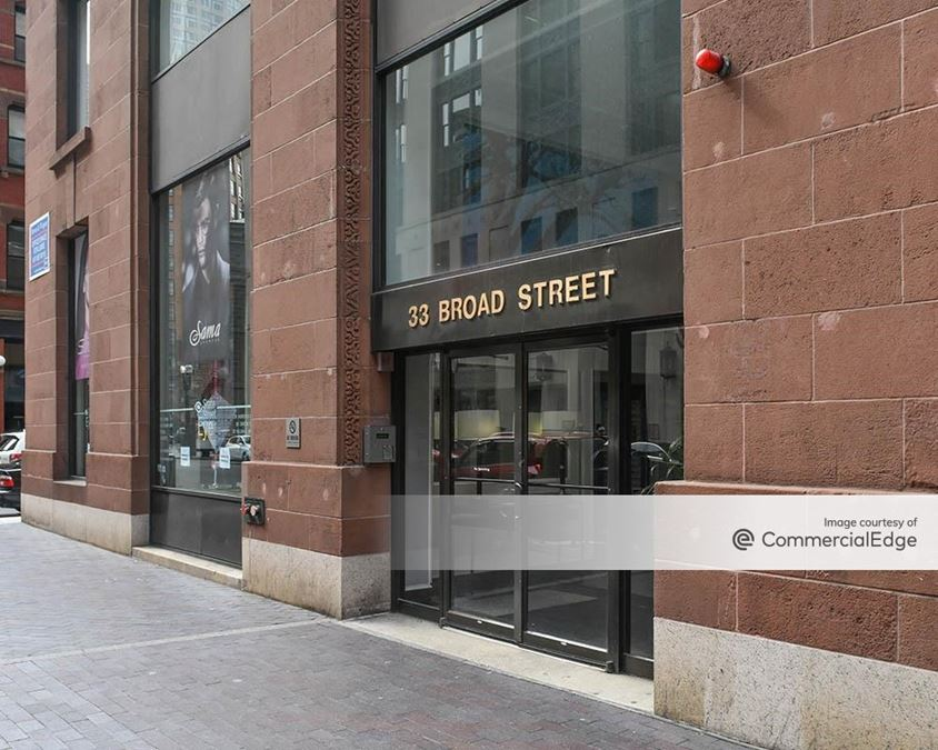 33 Broad Street