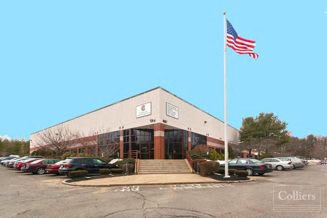 55,000 SF Flex/R&D/Office Building For Sale or Lease
