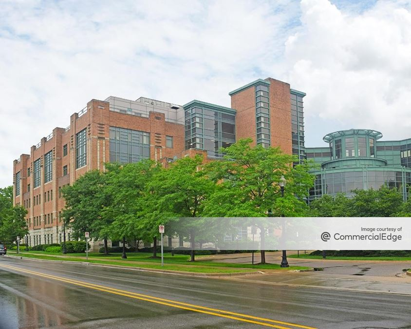 Bronson Methodist Hospital - Medical Office Pavilion