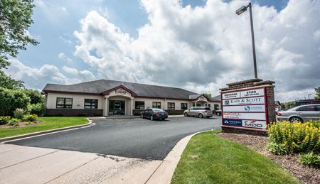 Oxford Professional Center:  Office Lease - Eagan