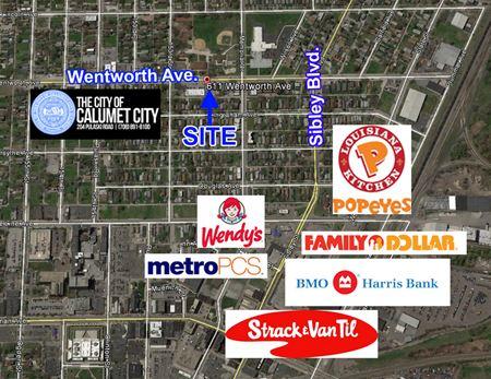 611-25 Wentworth Ave. - Calumet City