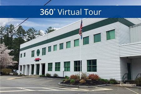 Industrial/Flex Building - Warner