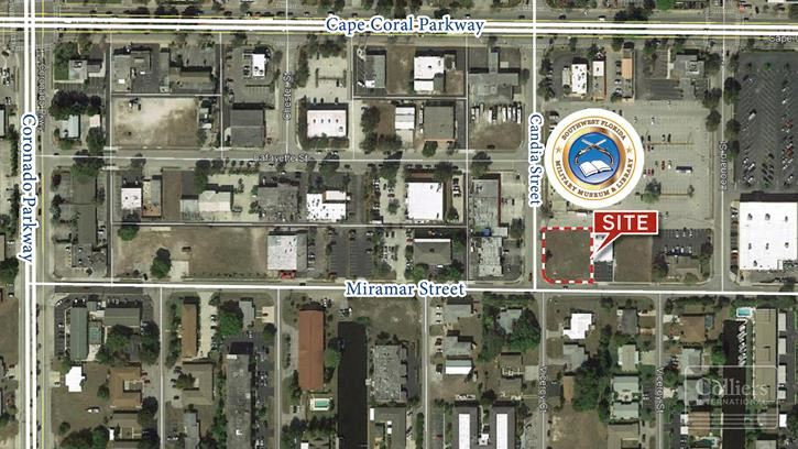 Vacant Land for Sale | Downtown Cape Coral