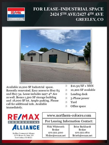 2424 5th Ave - Greeley