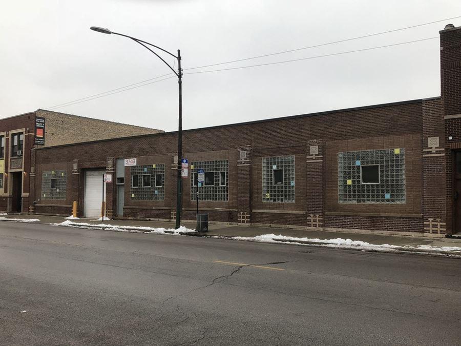 Prime Retail/Flex Space Along Belmont Avenue in Avondale
