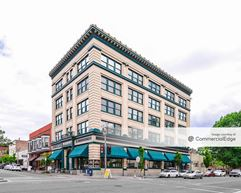 Heritage Building - Vancouver