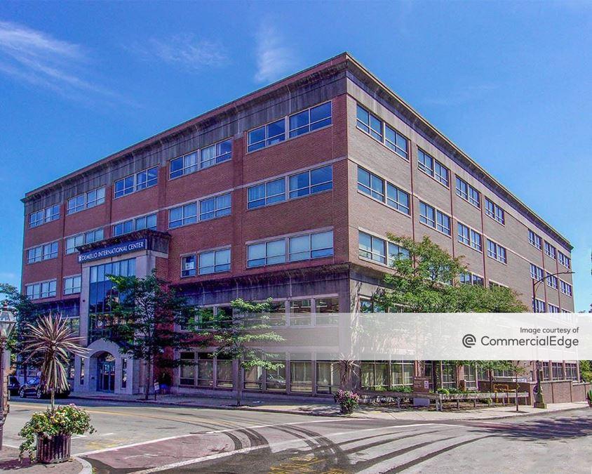 DeMello International Center