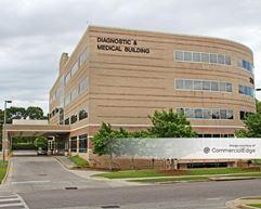 Mobile Infirmary Medical Center - 1700 Spring Hill Avenue - Mobile