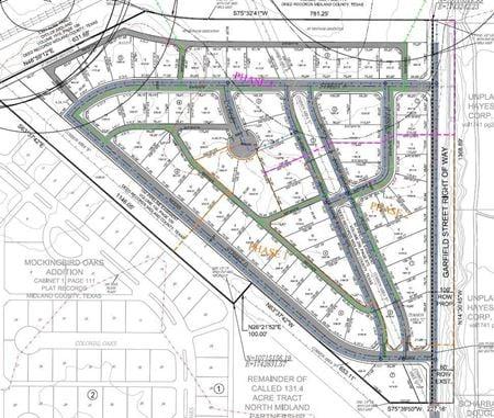 Residential Development Land - Dahlia Estates - Midland