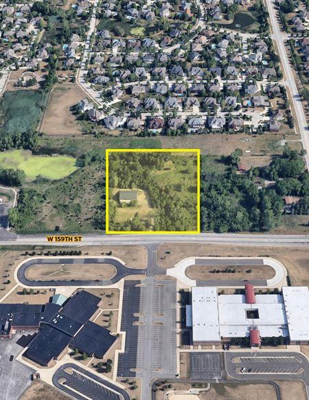 +/- 4.45 AC Development Site on 159th Street, Orland Park, IL - Orland Park