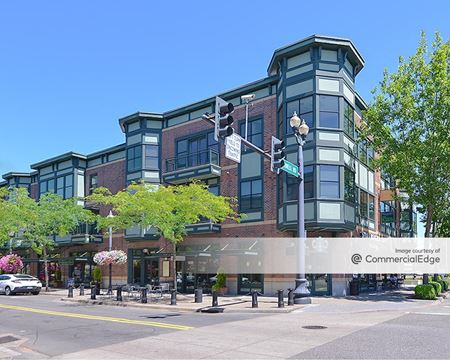 Orenco Station Town Center - Hillsboro