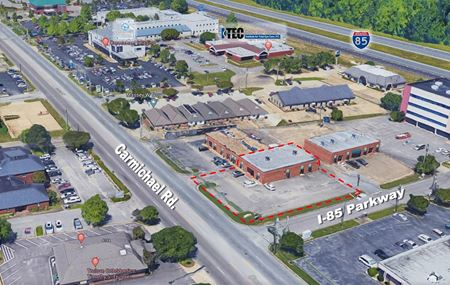 4165 Carmichael Rd &  1406 I85 Parkway - Montgomery