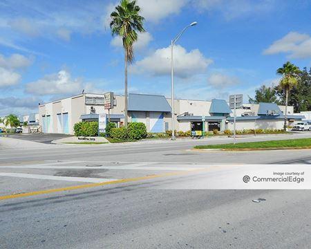 Milam Industrial Center - Miami