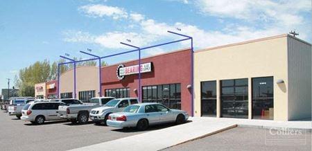 Retail | Office | Filer | Logan's Market Center - Filer