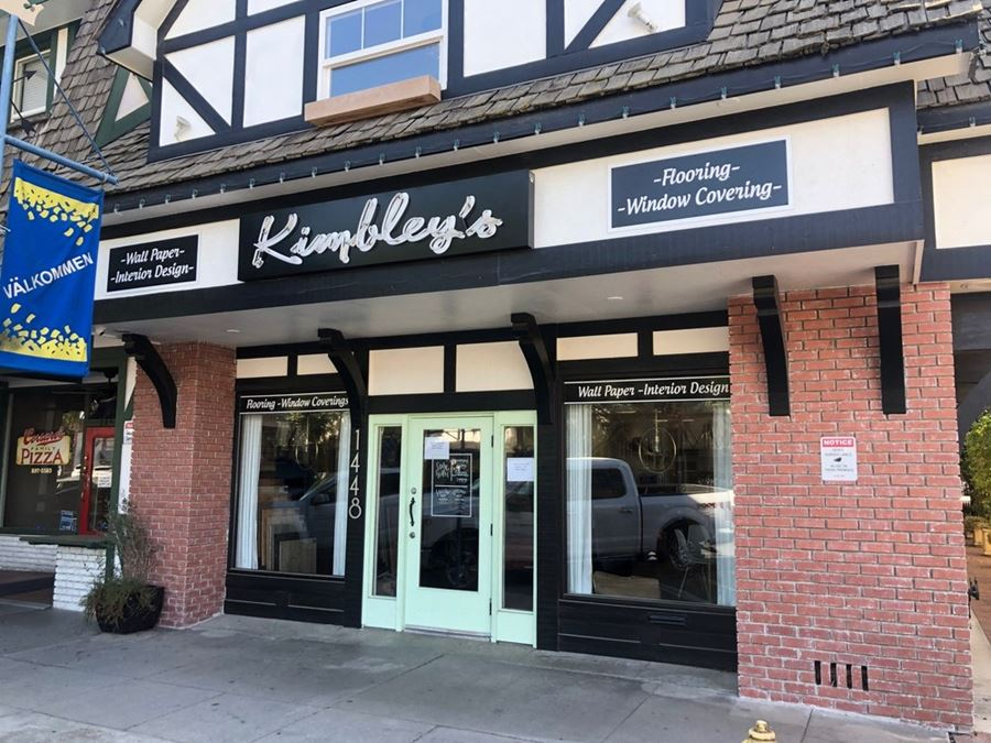 ±3,765 SF Retail Space Available In Kingsburg, CA
