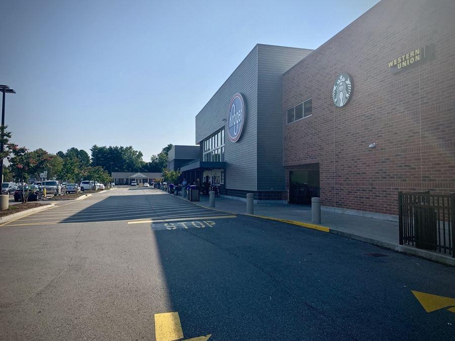 Maple Row Shopping Center