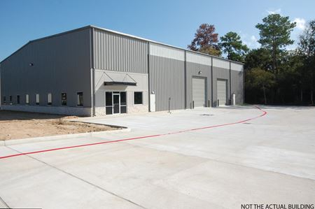 8,000 SF Industrial/Office Available for Lease or for Sale - Tomball