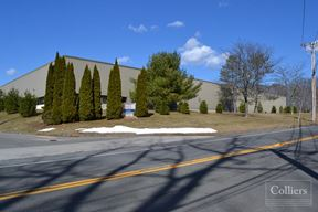 Located in a modern business park setting with easy access to Route 8