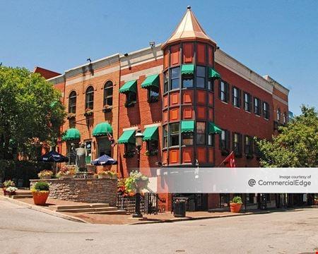 Mt. Adams Centre & St. Gregory Place - Cincinnati