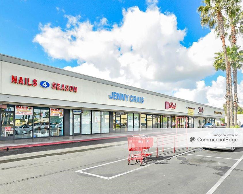 North Los Altos Shopping Center