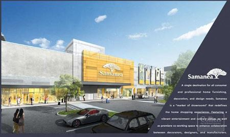 New Mall Development Site - Westbury