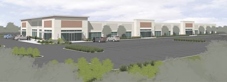 Parkview Plaza - Proposed Office - New Braunfels