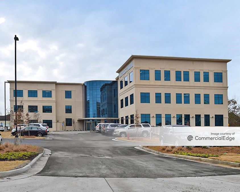Quorum at Colony Park - 400 West Parkway Place