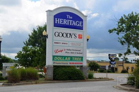 The Heritage Shopping Center in Newberry - Newberry