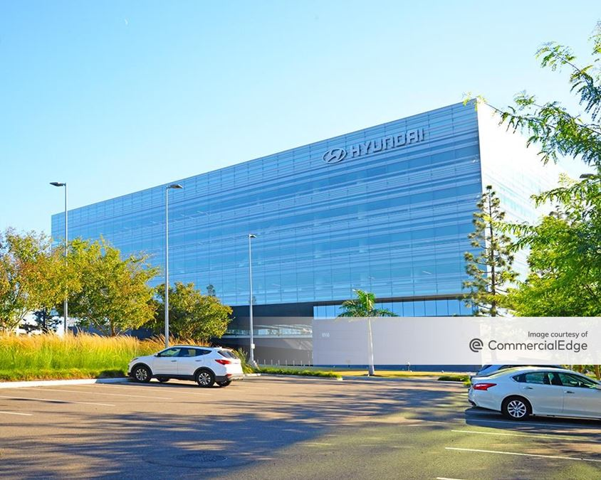 Hyundai North American Headquarters