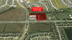 2.5± Acres on Clay Road