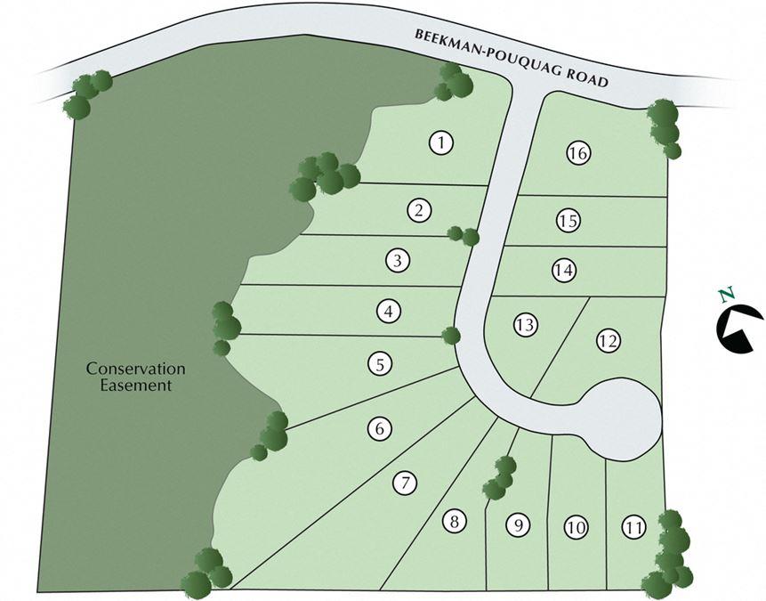 Alaina Estates - 16 Lot Subdivision Water/Sewer