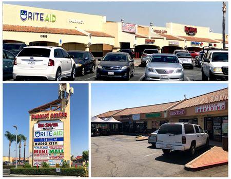 Sunkist Center Shops - La Puente