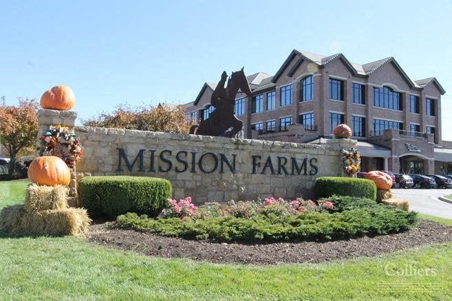 Mission Farms - Building E - BTS